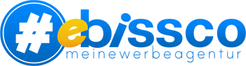 Web Logo Werbeagentur ebissco